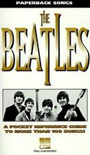 The Beatles: A Paperback Series Songbook: By The Beatles