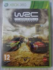 WRC  FIA WORLD RALLY CHAMPIONSHIP XBOX 360  SIGILLATO EDIZONE ITALIANA