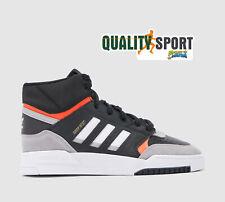 Adidas de la Gota Step Gris Negro Zapatos Hombre Deportivos Zapatillas EE5219