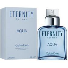 CK CALVIN KLEIN ETERNITY AQUA FOR MEN 200ML EDT SPRAY BRAND NEW & SEALED