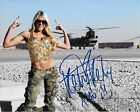 KELLY KELLY WWE DIVA SIGNED AUTOGRAPH 8X10 PHOTO #2 W/ PROOF