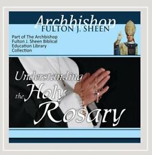 Understanding the Holy Rosary by Archbishop Fulton J. Sheen (Audio CD)