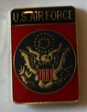 Air Force Hat Pin Military Seal United States Lapel Tie Tack