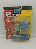 Playmates Simpsons World of Springfield Sarcastic Man Figure Sealed