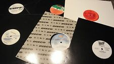 "BIG LOT # 2    vinyl 12"" dance Disco   some rare  breaks    vg+ to ex  g1236"