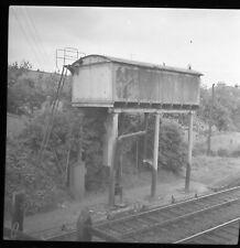 More details for 29 original larger negatives disused br station infrastructure etc