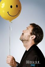 POSTER DR HOUSE FOX MEDICAL DIVISION HUGH LAURIE BIG #9
