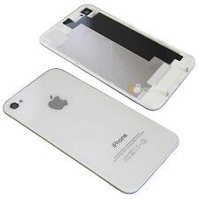 Tapa trasera para Apple iPhone 4s cáscara reverso cover Tapa batería batería a1387 blanco
