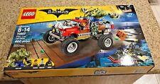Lego The Batman Movie Killer Croc Tail-Gator 70907 Factory Sealed