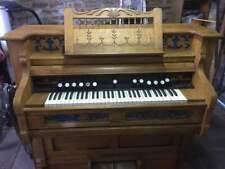 More details for karn pump organ  working