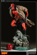 SIDESHOW EXCLUSIVE HELLBOY Premium FORMAT Limited to 500 Comic Bust Mike Mignola