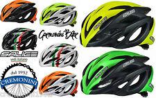 SALICE casco bici corsa mtb ciclismo bike helmet tricolore mountain GHIBLI italy