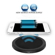 Wireless Charger Drahtlos Kabellos Ladegerät Samsung Nokia HTC Google LG Sony