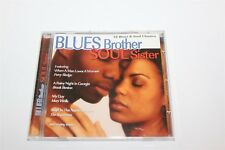 Blues Brother Soul Sister [Time Music] by Various Artists CD