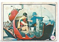 1967 Scanlens Batman BAT LAFFS (38) The Batcopter