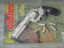 $$p Revue Cibles N°261 Colt Anaconda 44 Magnum  MG 08  Ruger N°1  Steyr AUG 9mm