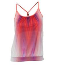 NEW prAna Women's Meadow Top Summer Peach Aurora Size Medium $65 Retail