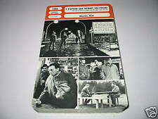 G- the spy who came in from the cold French film card