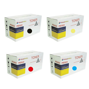 Black Magenta Yellow Cyan LASER Toner ink Cartridge for HP Printer CF210A - 131A