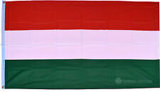 HUNGARY FLAG - NEW 3 X 2 FT - HUNGARIAN NATIONAL COUNTRY