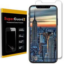 8X SuperGuardZ® Anti-Glare Matte Screen Protector Saver Armor For iPhone X
