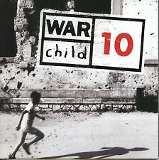War Child 10 - Various Artists ( Coldplay, Radiohead, New Order)