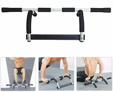 VILOBOS Pull Up Bar Chin Up Exercise Upper Body Workout Home Gym Doorway Fitness