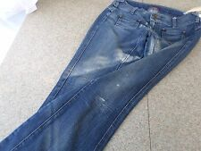 Guess 81 Destroyed Jeans Woman's size 28 x 33 Rare
