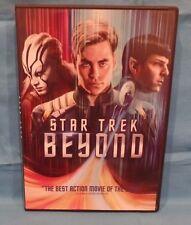 STAR TREK BEYOND, DVD