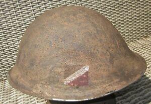 Canada turtle helmet painted Normandy style WW2 casque stahlhelm casco 盔 шлем