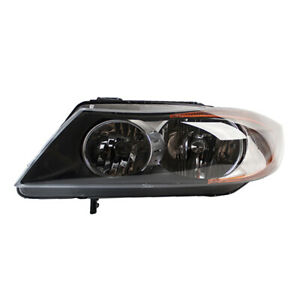 NEW LEFT HEADLIGHT FIT BMW 330I 330XI 2006 63-11-6-942-725 63116942725 BM2502133