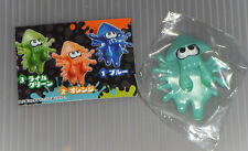 New Japan Splatoon Squid Ink Gashapon Headphone Jack Cover - Turqoise