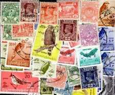 Birmanie - Burma 300 timbres différents oblitérés