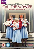 Call The Midwife - Series 6 [DVD] [2017][Region 2]