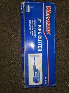 Westward 2 Inch Pipe Cutter 4YR88