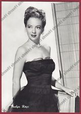 EVELYN KEYES 03 ATTRICE ACTRESS ACTRICE CINEMA MOVIE USA Cartolina FOTOGRAFICA