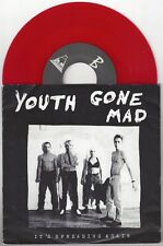 "Youth Gone Mad ""It's Spreading Again"" 7"" NM Ramones Dee Dee Ramone White Zombie"