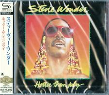 STEVIE WONDER-HOTTER THAN JULY-JAPAN SHM-CD D50