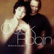 "COCK ROBIN ""THE BEST OF ROBIN COCK"" CD NEU"