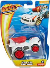 SPEEDRICK Race Car Blaze and the Monster Machines Diecast Fisher Price NEW