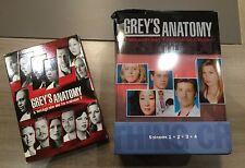 Grey's Anatomy - DVD Intégrale Saisons 1 À 4