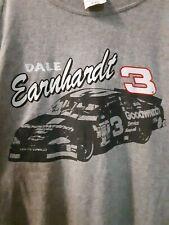 Dale Earnhardt #3 3 Long Sleeve T Shirt Nascar Size 2XL XXL Men's