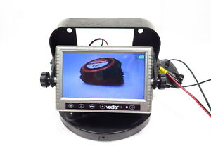Vexilar FSM1000 Fish-Scout Underwater Viewing System 7 Inch LCD Monitor