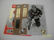 LOT OF 3 ITG HEROES & PROSPECTS 2006-07: LEMIEUX-BOURQUE-LATENDRESSE PROSPECT