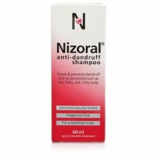 Nizoral 60ml New