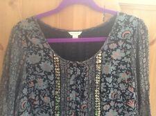 Monsoon Embroidered Tunic Dress Holiday Dress