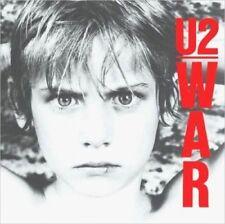 2CD War by U2 (Jul-2008,Remastered+16 PG.Booklet] NEW