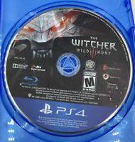 The Witcher 3: Wild Hunt (PlayStation 4, 2016) PS4