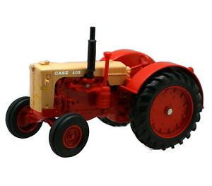 CASE 600 Farm Tractor 1986 Ertl Special Edition #1206 Diecast 1:16 Scale