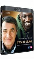 Intouchables (F. Cluzet et Omar Sy) BLU-RAY NEUF SOUS BLISTER